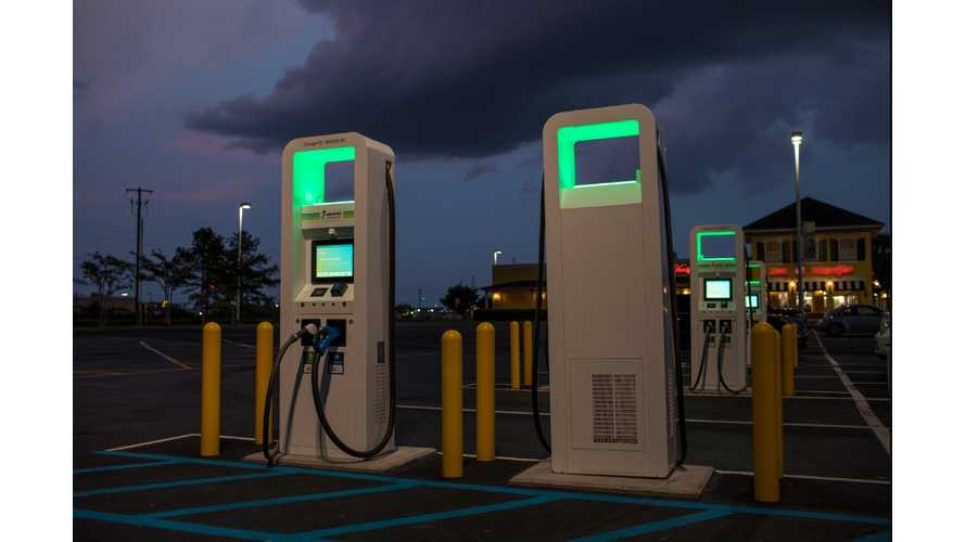 Electrify America Progress Report: Over 100 Charging Sites Open