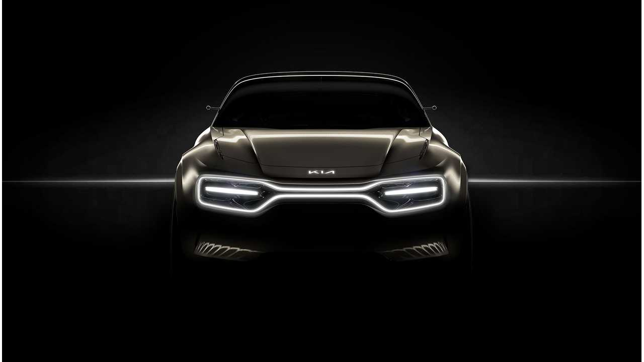 Kia Teases New Sporty Electric Car Ahead Of Geneva Reveal
