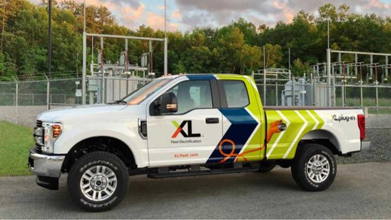 Ford F-250 Plug-In Hybrid Pickup Truck Comes To Life Via XL