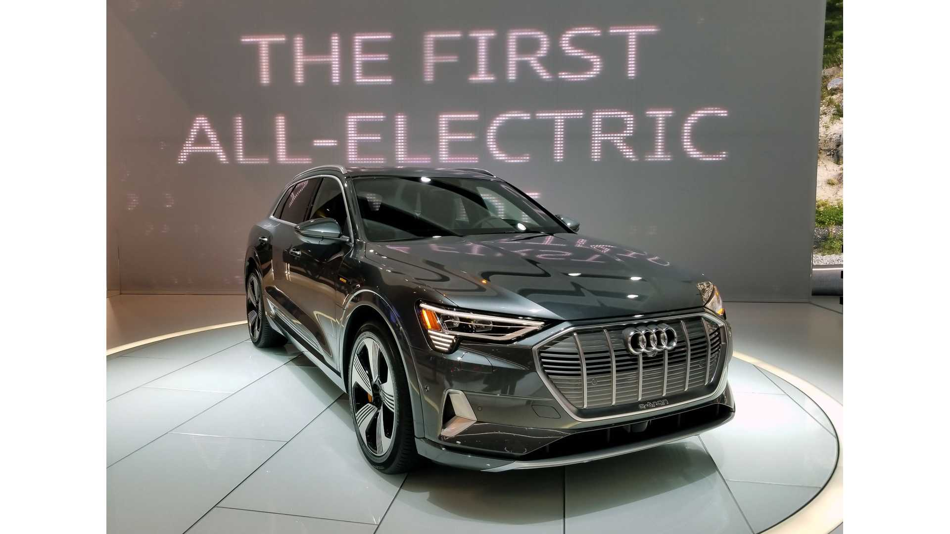 See The EVs That Charged Up The Chicago Auto Show