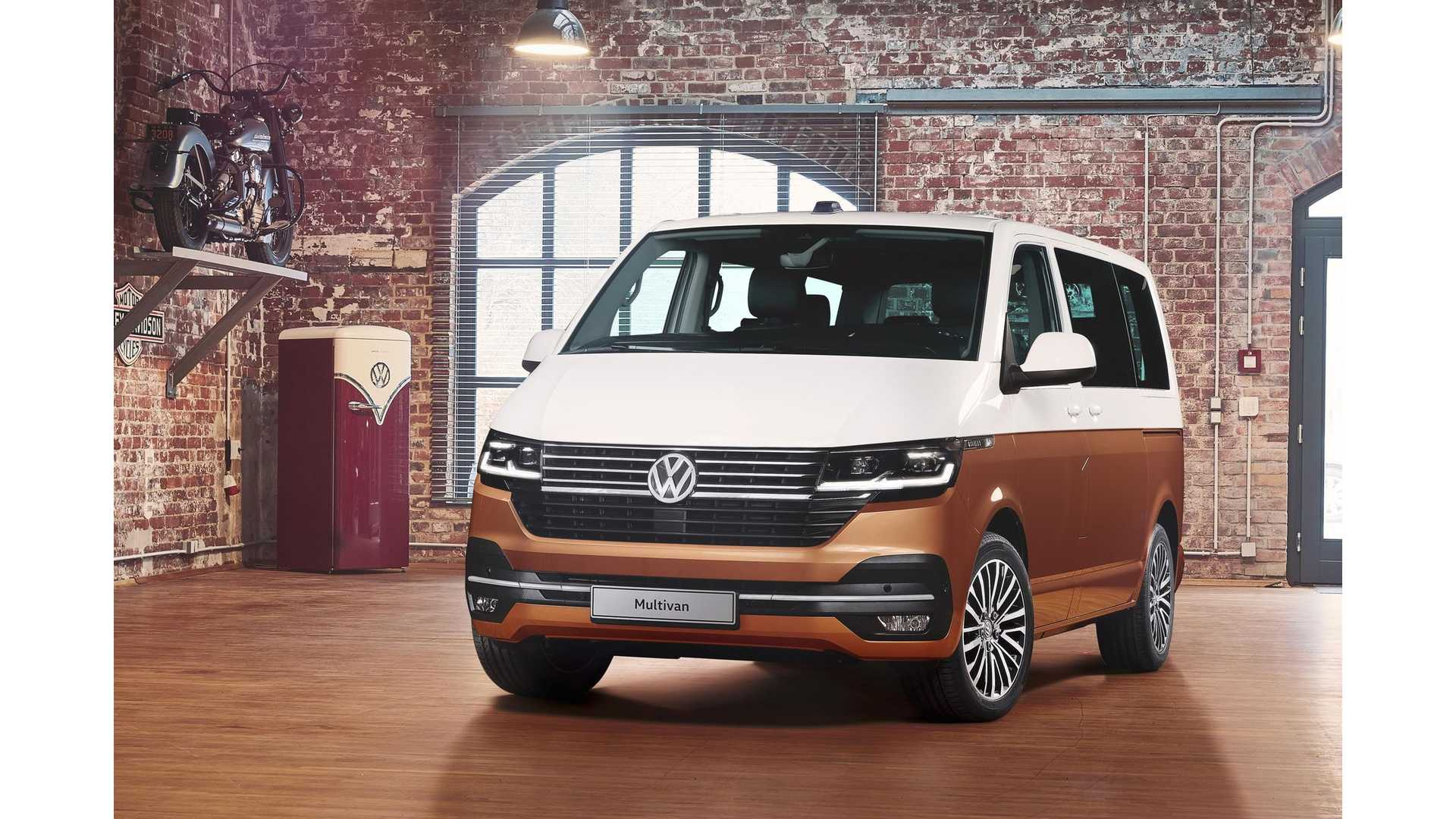 VW Confirms New Electric Multivan For Production