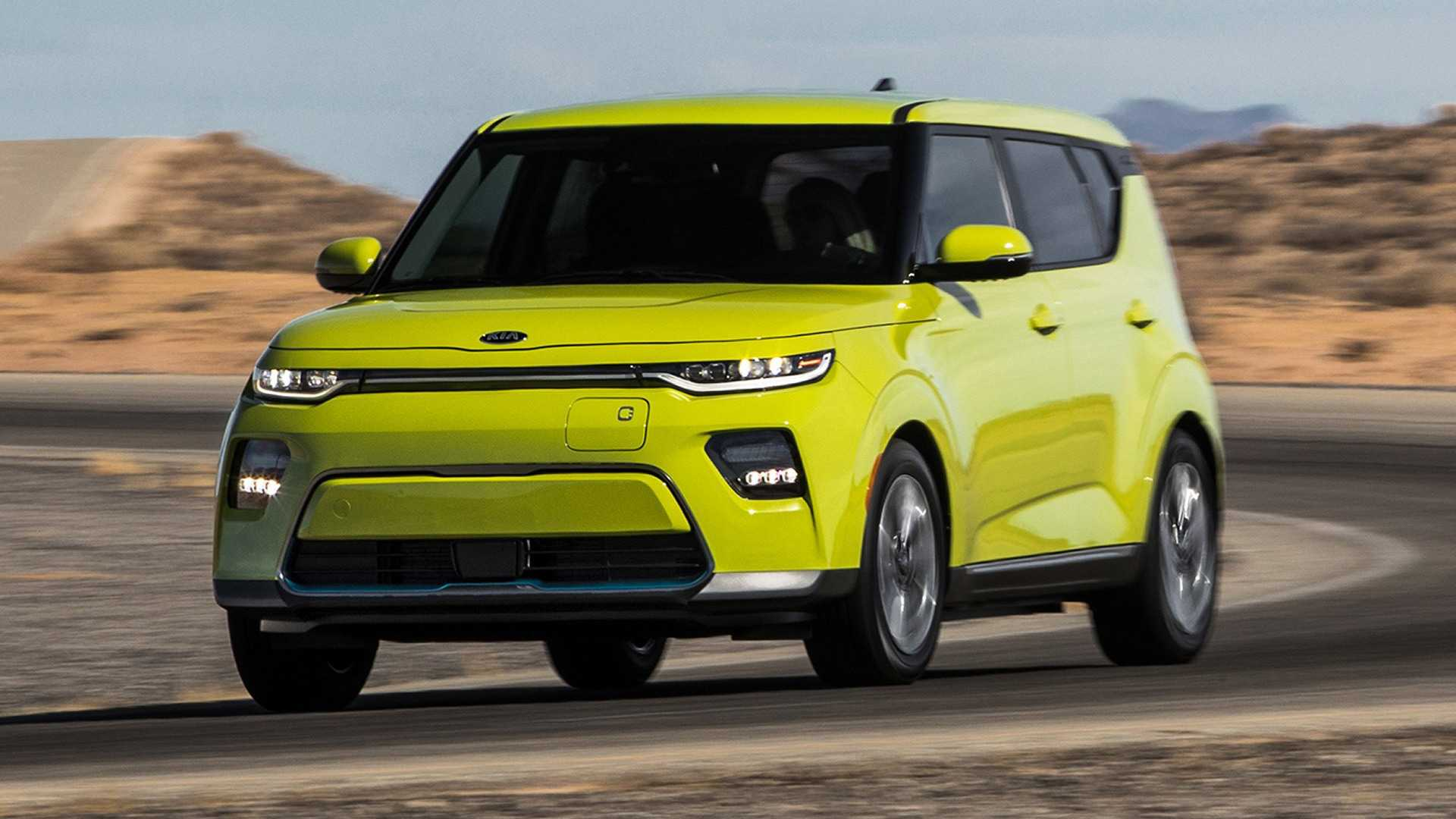 all new 2020 kia soul electric spotted in new colors all new 2020 kia soul electric spotted