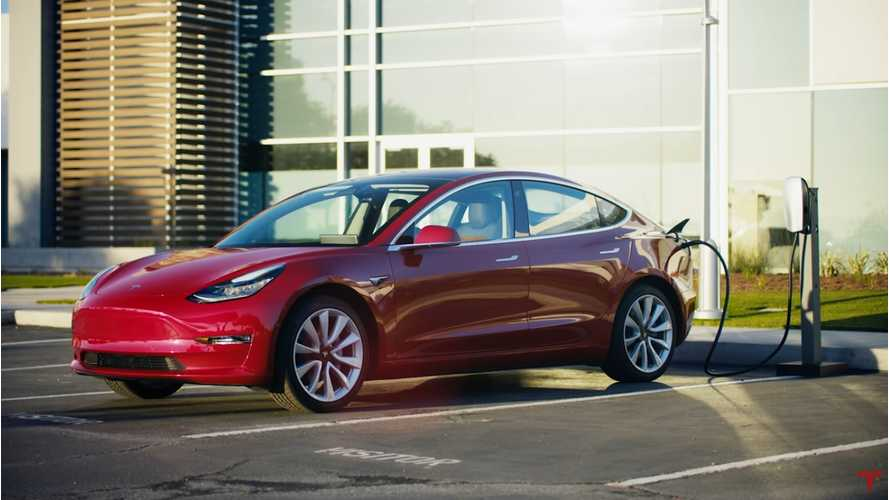 Tesla Model 3 Gets More Power, Higher Top Speed With Software Update