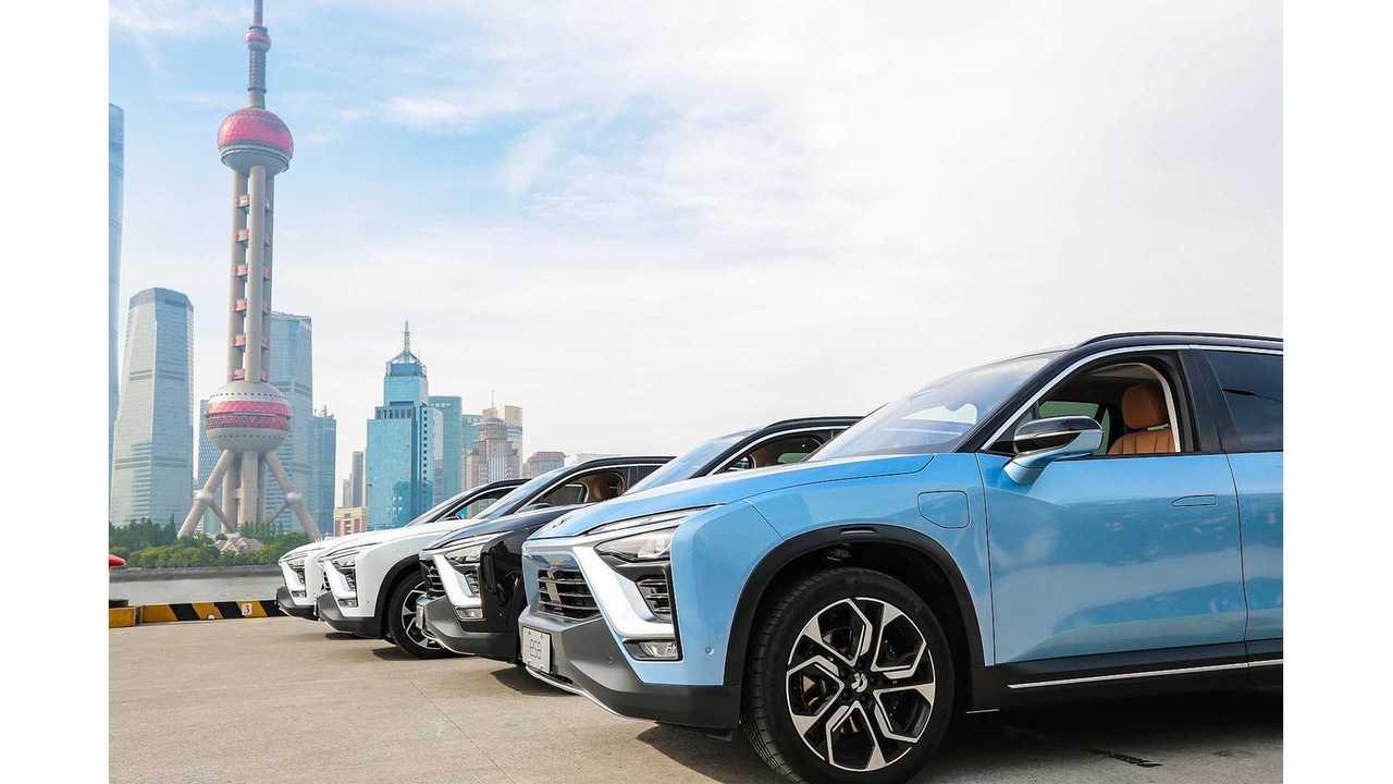 NIO Terminates Plan For Shanghai Manufacturing Plant