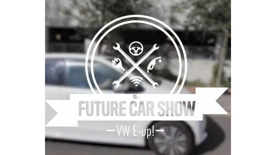 Focus Magazine Reviews Volkswagen e-Up! - Video