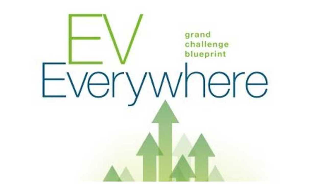 Department Of Energy EV Everywhere Logo Design Contest:  $5,000 To Winner
