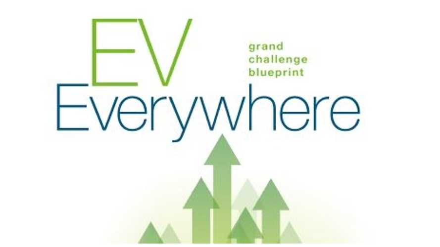 Department Of Energy EV Everywhere Logo Design Contest:  $5,000 To Winner