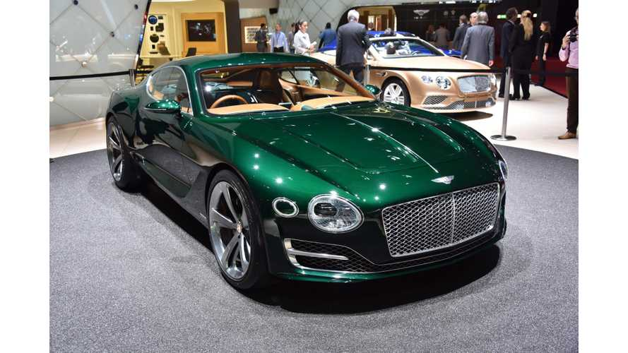 Bentley EXP 10 Speed 6 Plug-In Hybrid Coupe Revealed