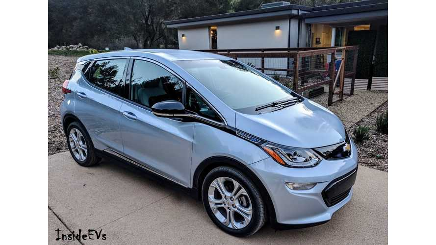 $329 Per Month Nationwide Lease Offered For Chevrolet Bolt, As Deep Inventory Arrives!