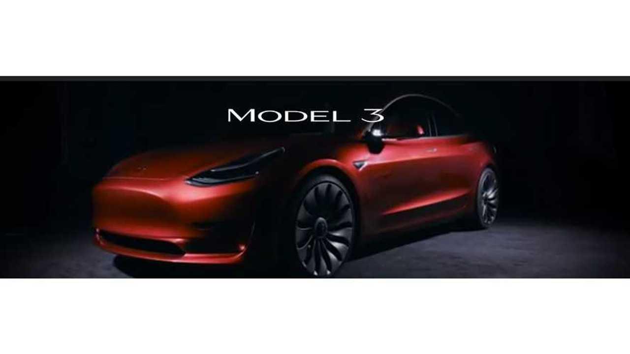 Tesla Model 3 Patents Reveal More Concrete Wheel Information