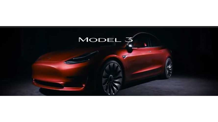 Tesla Model 3 Patents Reveal More Concrete Wheel Information