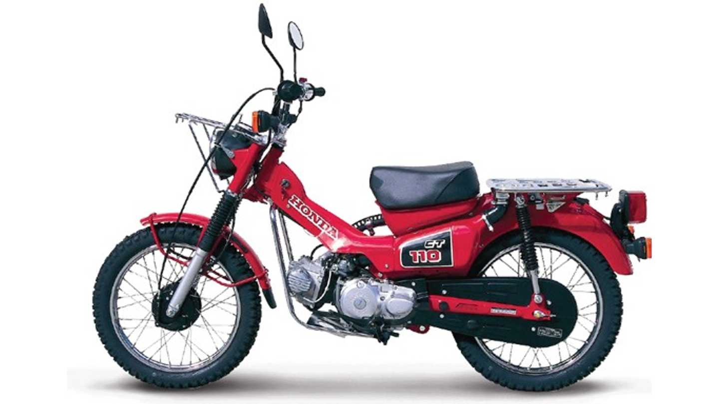 Japan Post Teams With Honda For Electric Motorcycle Postal ...