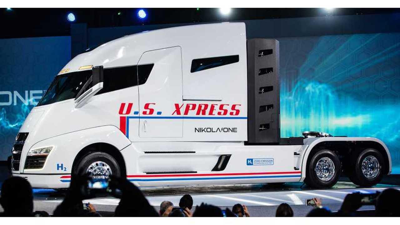Nikola Provides Updates On Electric, Hydrogen Semi Truck