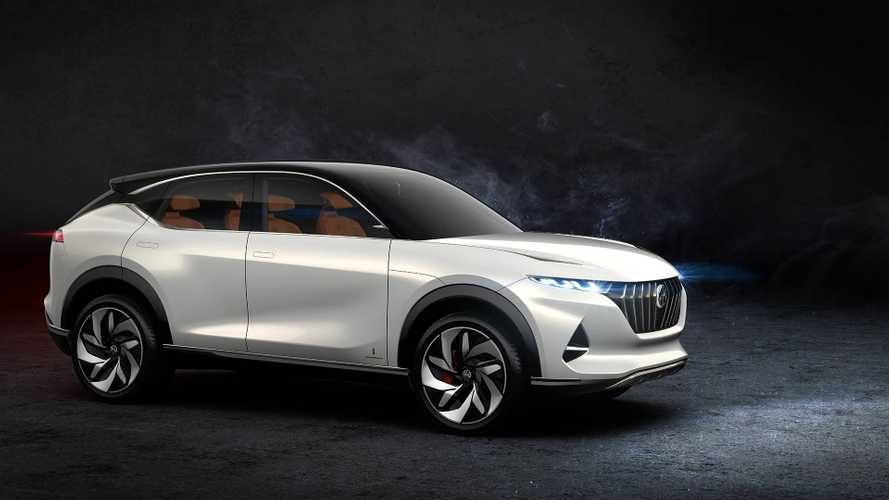 Pininfarina Debuts K350 Electric SUV In China