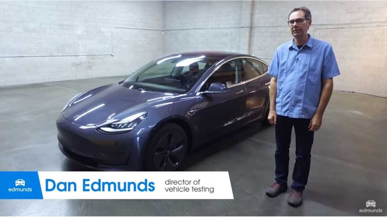 Edmunds Says Long-Term Tesla Model 3 Has Tons Of Issues