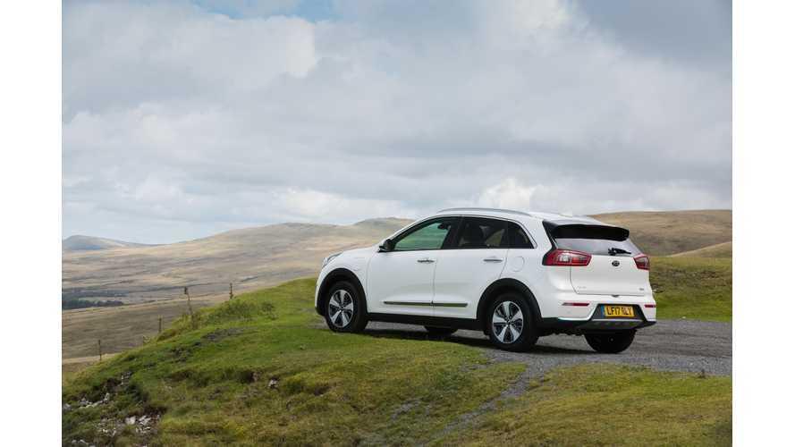 Kia Electrified Car Sales In Europe Increased To 10% (4% Plug-Ins) In Q1