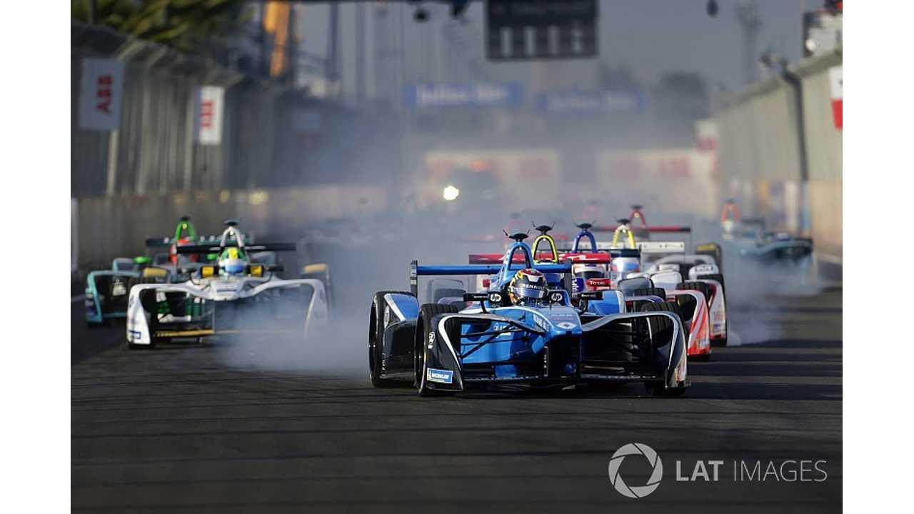 Formula E's New Race Format Will
