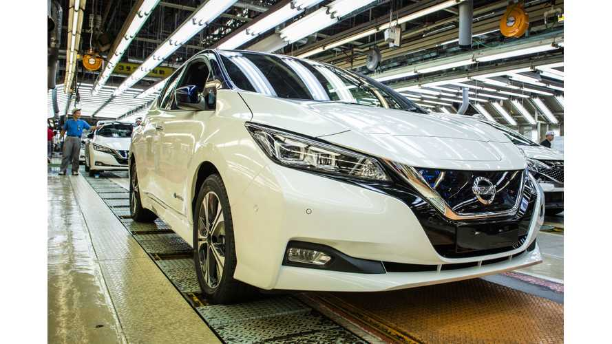 Never Say Die! Nissan LEAF Sales Resilient In September Ahead Of New Model