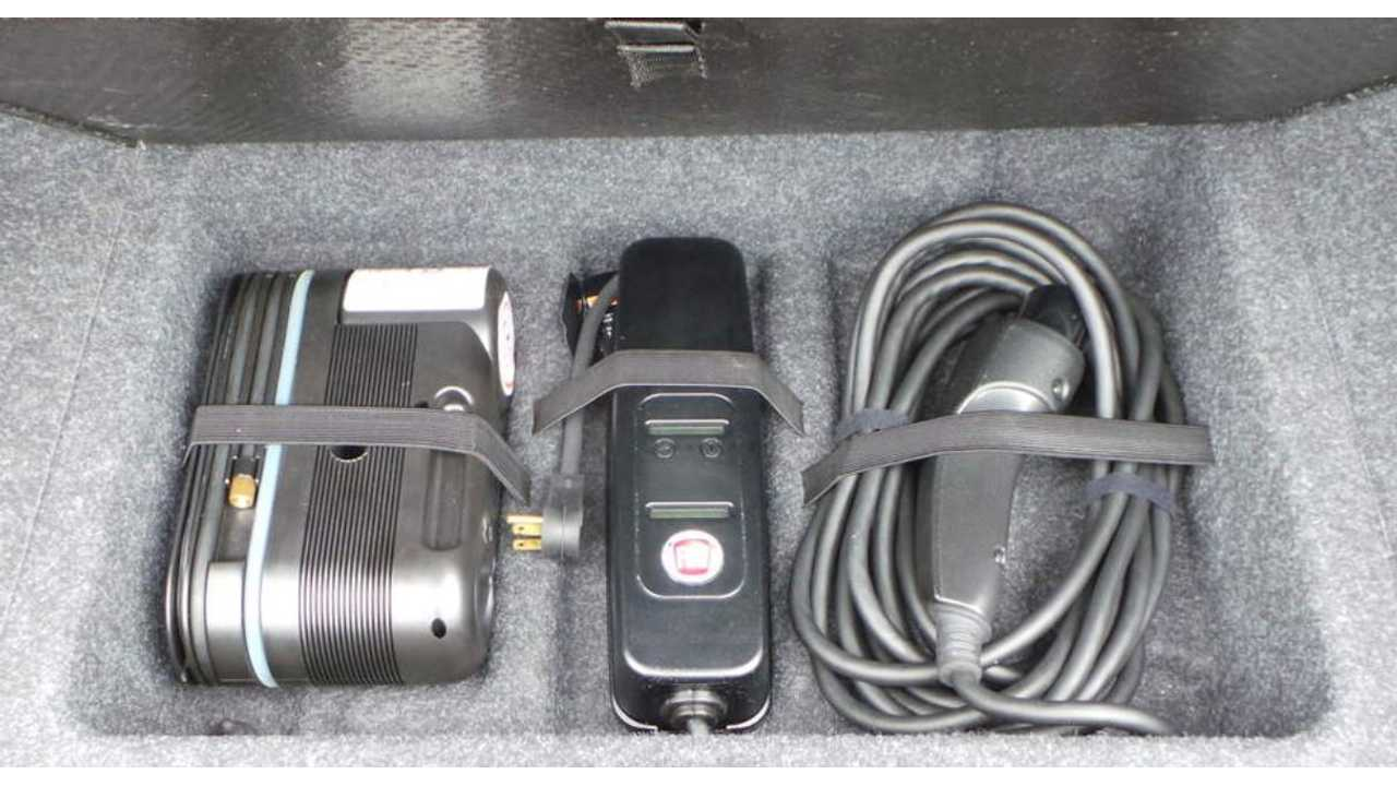 Fiat 500e Charging Cable Turo