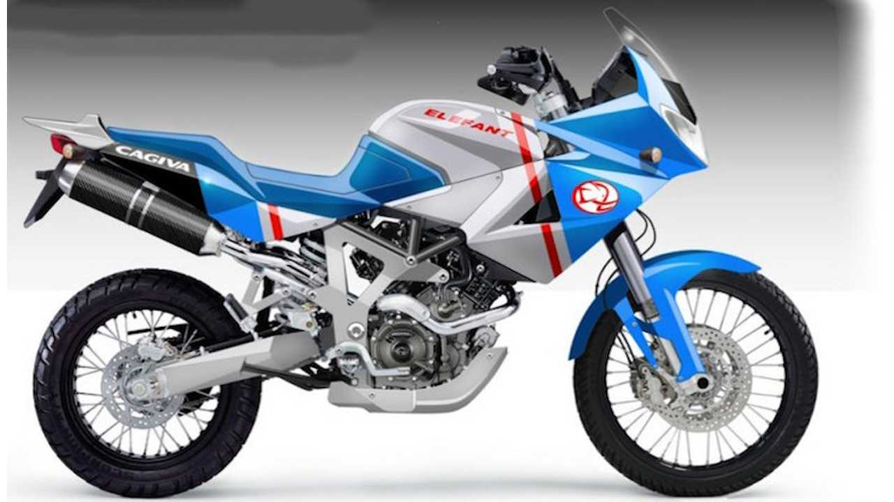 MV Agusta Will Revive Cagiva Name for Electric Off-Road Bikes