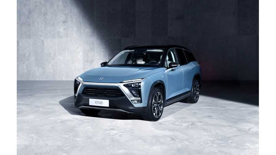 NIO ES8 Launches In China - Prices, Specs, Videos And More