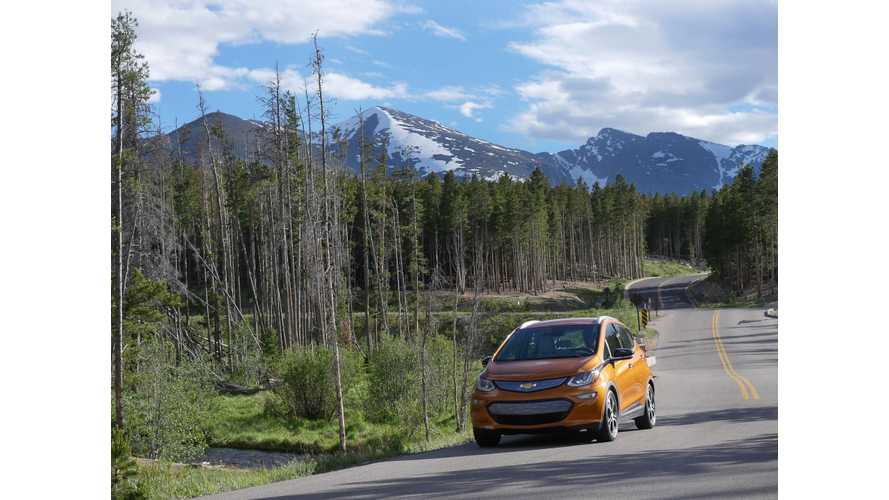 Wards On Why Chevrolet Bolt Won
