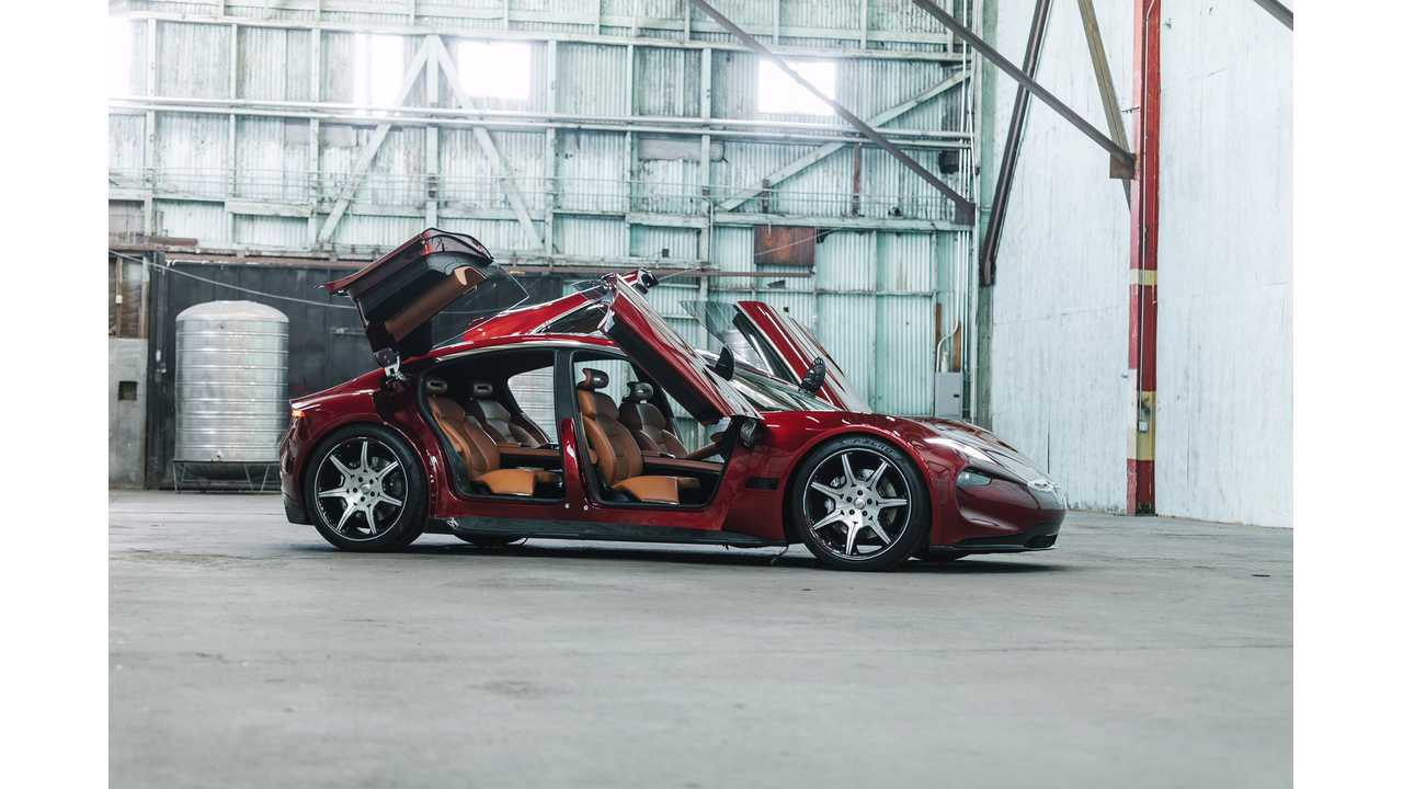 New Images Of Fisker eMotion Surface Ahead Of CES Debut
