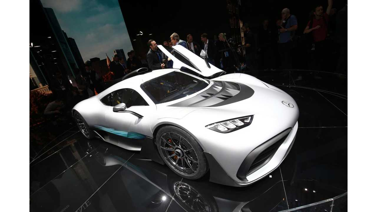 Mercedes-AMG Project One -