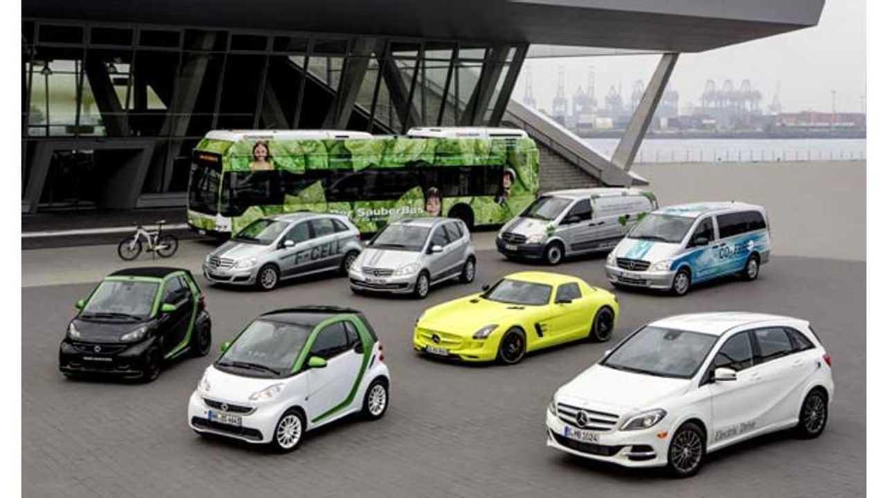 Germany Announces 1.2 Billion Euros Worth Of EV Incentives, Up To 4000€ Per Car