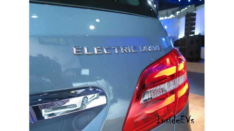 Mercedes-Benz Will Create Electric Car Sub Brand, Likely Named