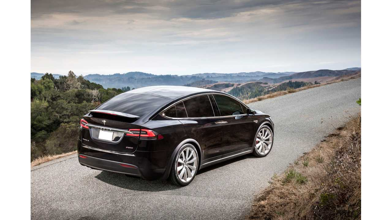 Ford Buys Its Own Tesla Model X For $199,950, Or $55,000 Over Sticker Price