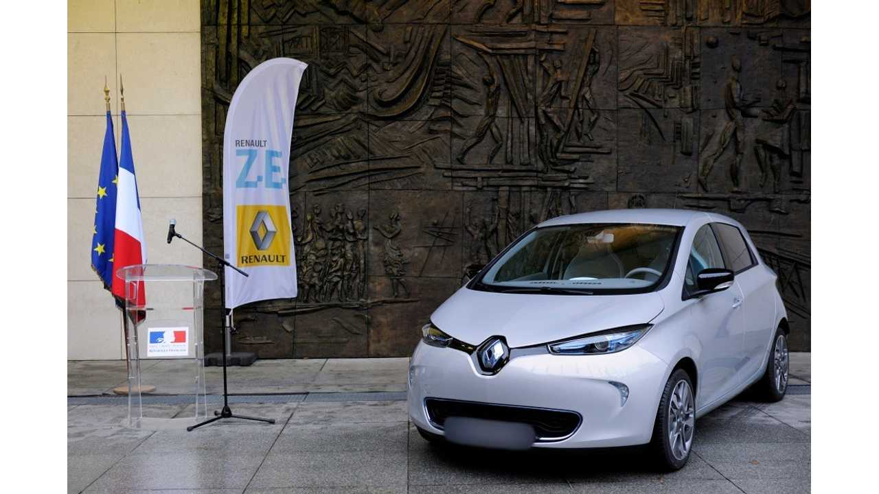 France Preparing €10,000 In Aid To Switch From Diesel To Electric