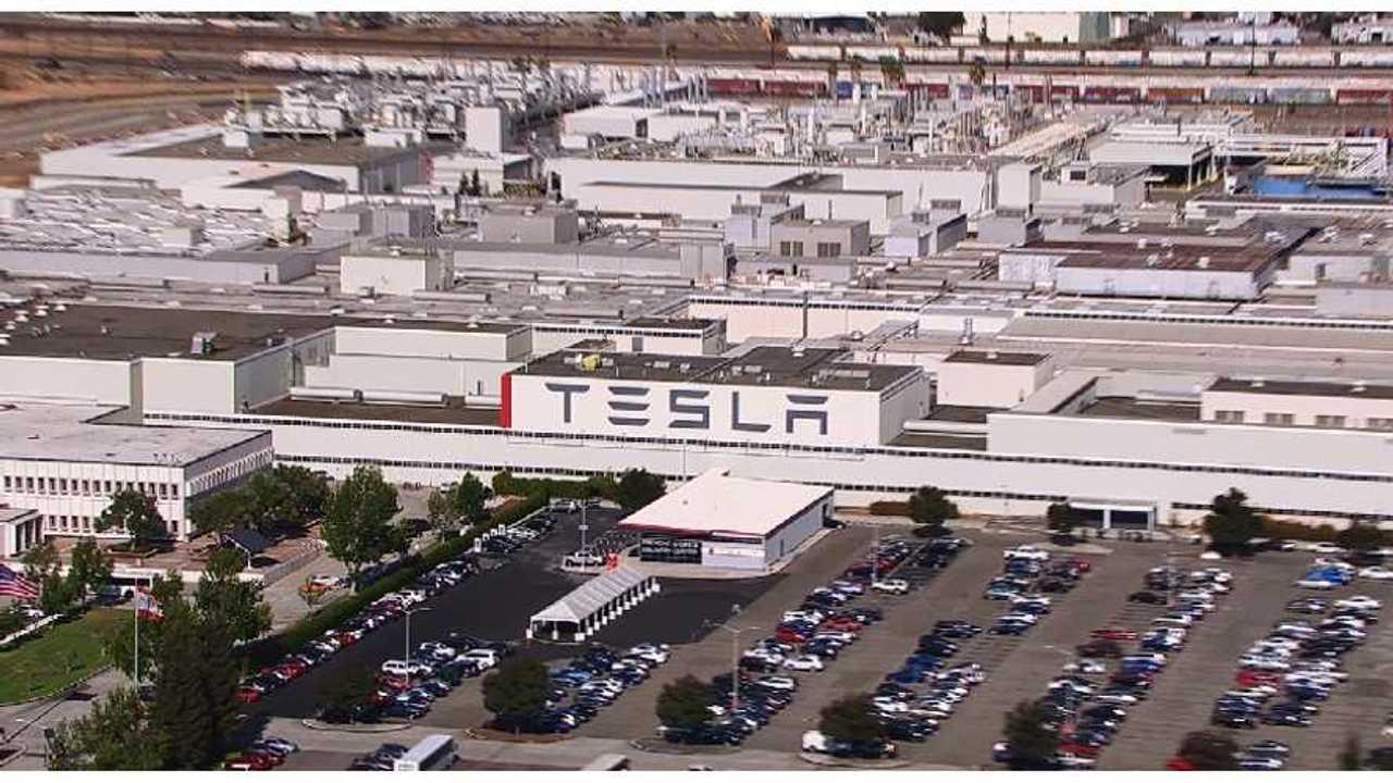 Analyst Takes Us Inside Tesla's Fremont Factory