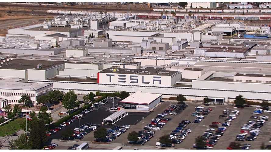 Analyst Takes Us Inside Tesla's Fremont Factory