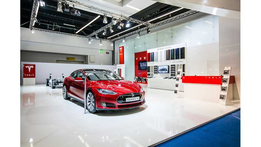 Quebec's First Real Tesla Store To Open In Early 2015