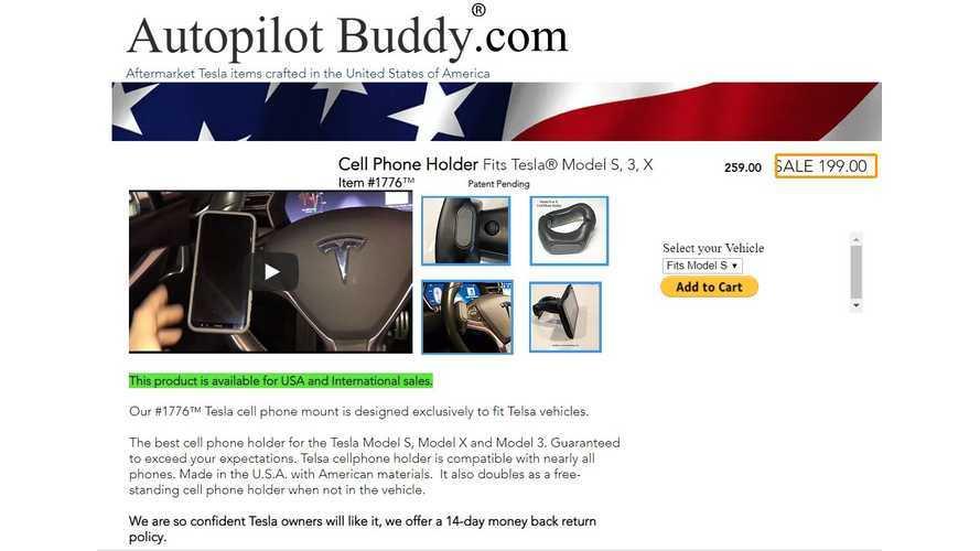 UPDATE: 'Autopilot Buddy' For Tesla Cars Deemed Unsafe By NHTSA
