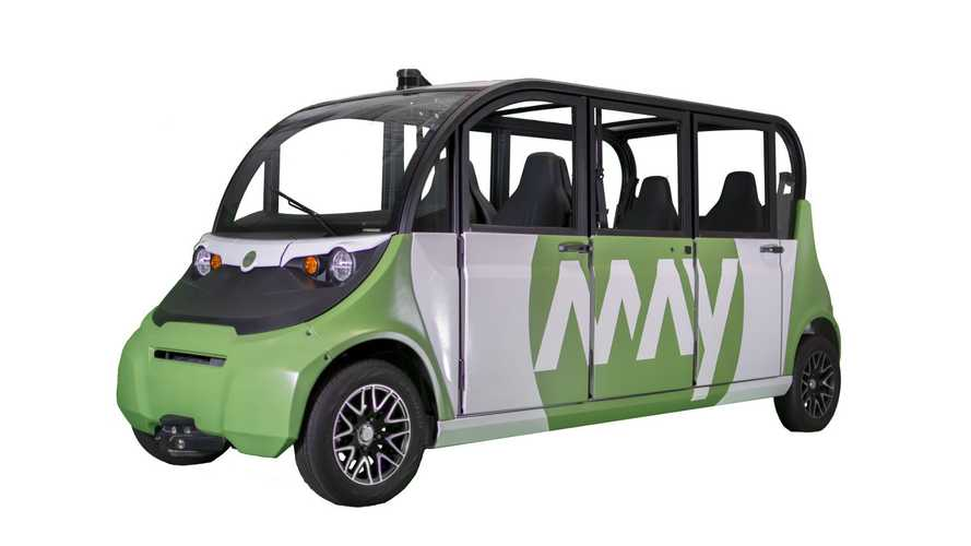 May Mobility and Magna To Launch Self-Driving Shuttles In Detroit