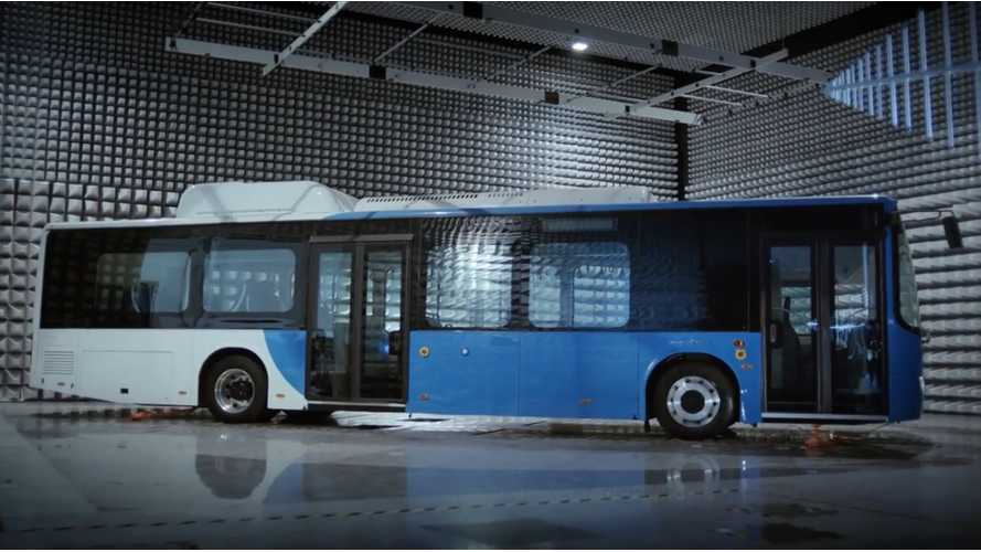 Will BYD Produce Thousands Of Electric Buses Per Year In Chengde, China?