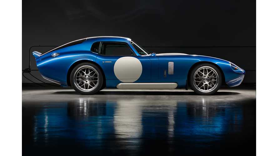 Renovo Motors Gets Millions In Funding - Electric Supercar Coupe Now Closer To Reality
