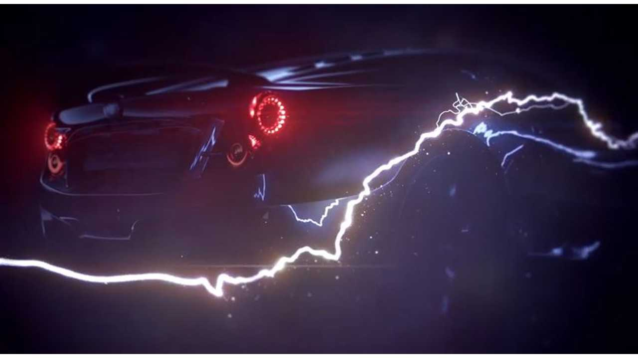 Detroit Electric SP:01 Teaser Video - Pure Electric Performance