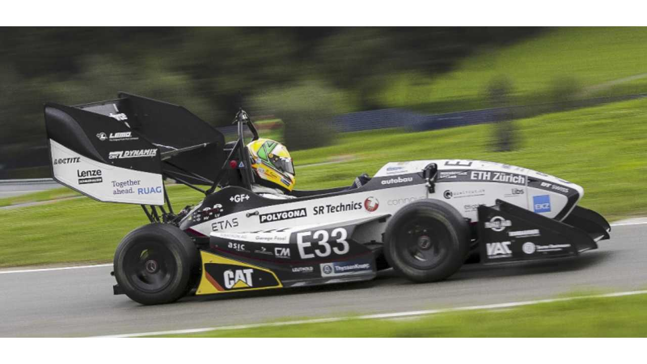 Grimsel's 0 to 100 km/h in 1.785 seconds: EV Record?  Well...  (w/video)