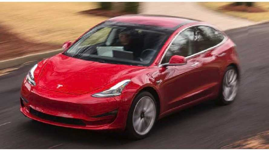 Tesla Model C Rendered, Looks Like Compact Model 3