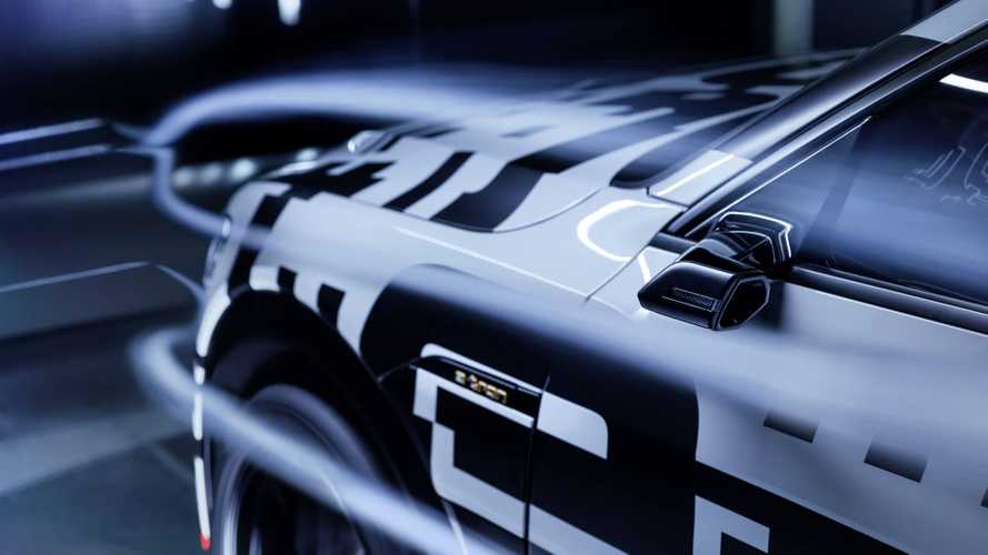 Audi E-Tron Electric SUV To Offer Optional Cameras Instead Of Mirrors