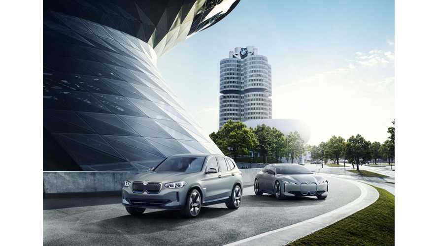 BMW iX3 And Future Electrification Pursuits: Too Little, Too Late?