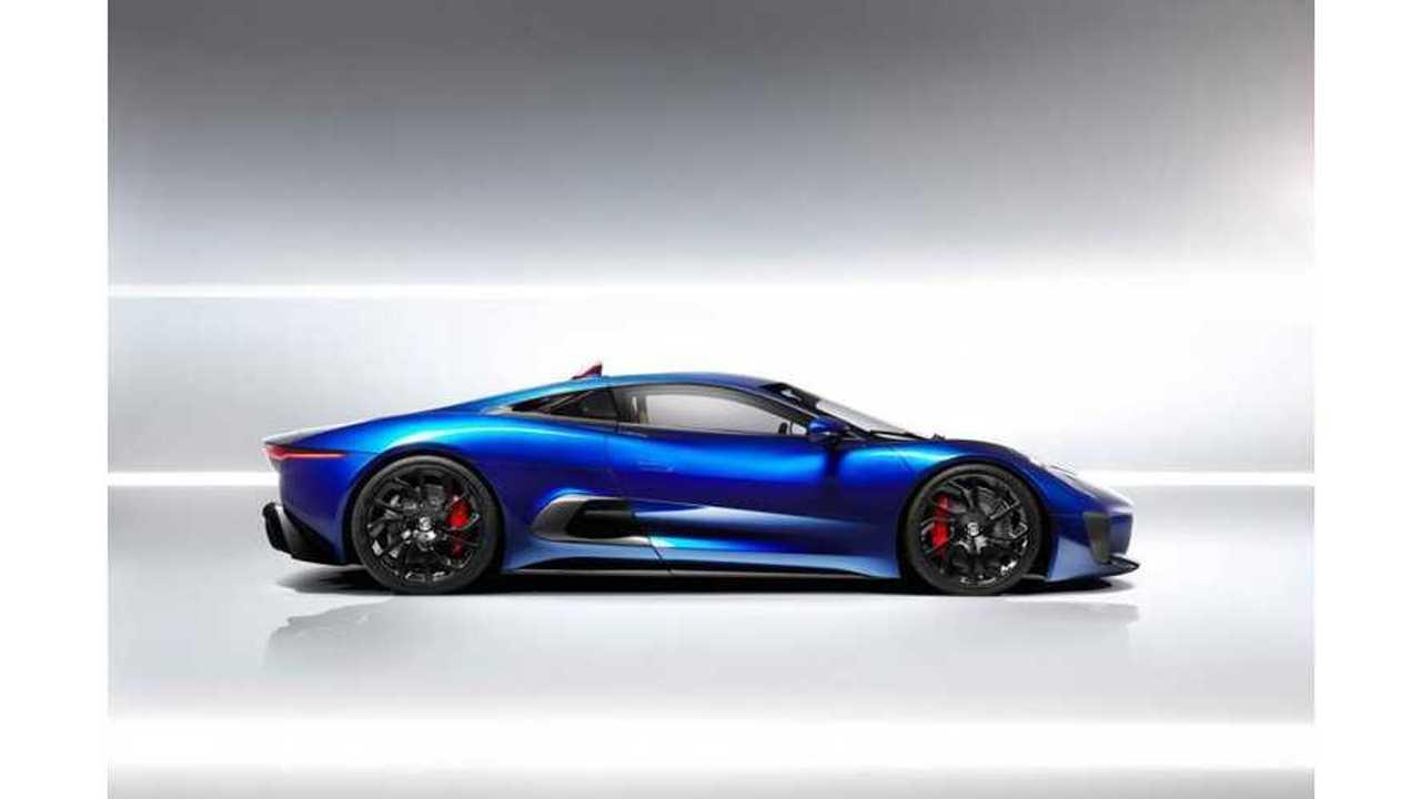 Jaguar Hints At Future Electric Hypercar, Could Use I-Pace Platform