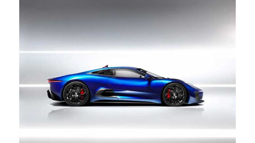 Jaguar Hints At Future Electric Hypercar, Could Use I-Pace Platform