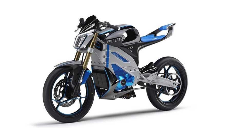 Yamaha's New Electric Motorcycles Are Coming Soon