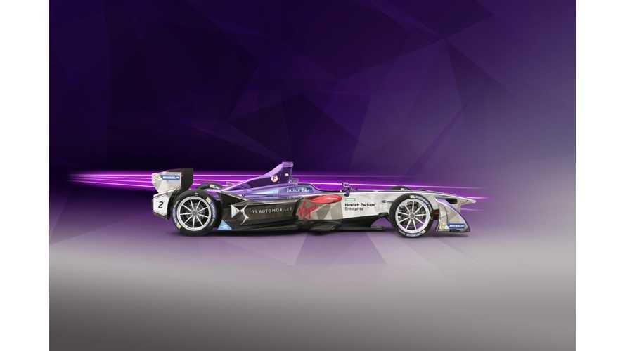"Ferrari CEO Marchionne Says Automaker ""Needs"" Formula E Involvement"