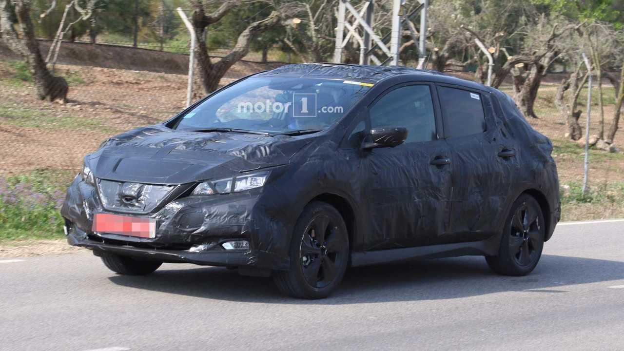 Nissan Targets 342-Mile*/550 KM LEAF By 2020