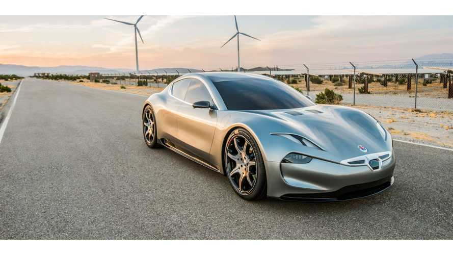 Fisker Discusses EMotion In Rare Interview